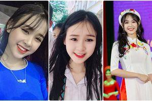 Hoa khôi sinh viên xứ Nghệ 'đốn tim' người đối diện bằng gương mặt khả ái cùng nụ cười tỏa nắng