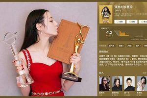 Phim truyền hình 'ưu tú' của Kim Ưng giúp Địch Lệ Nhiệt Ba ẵm trọn hai giải quan trọng bị tụt điểm Douban xuống 4,2 chỉ sau một đêm