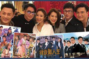 Một bức hình 'gây bão' và cả một trời thương nhớ những tác phẩm TVB đình đám một thời