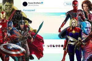 'Anh em nhà Russo' thông báo Avengers 4 chính thức đóng máy: Ơn giời, cảnh quay 'siêu bí mật' cuối cùng cũng được hoàn thành!