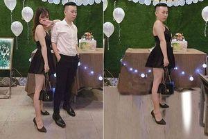Lỡ dại nhờ photoshop xóa bạn gái bên cạnh, ai ngờ lại hóa con gái sau một click chuột