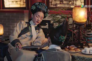 Khán giả Trung khóc cạn nước mắt trước sự ra đi của 'Kế hậu' Châu Tấn trong tập cuối 'Hậu cung Như Ý truyện'