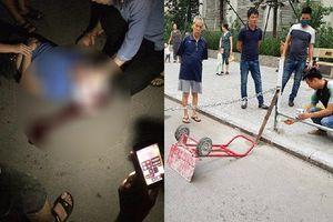 UBND phường nói gì về việc BQL HH Linh Đàm lắp xích sắt ngăn xe vào sân chung cư
