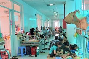 Bệnh tay chân miệng gia tăng: Đà Nẵng lập khu cách ly, Cần Thơ đông nghịt bệnh nhân