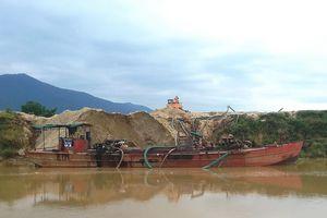 Đắk Lắk: Chậm xử lý sai phạm trong khai thác cát tại huyện Krông Pắc