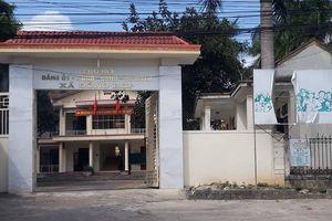 Nghệ An: Điều tra tiếng nổ phát ra trong vườn nhà chủ tịch xã