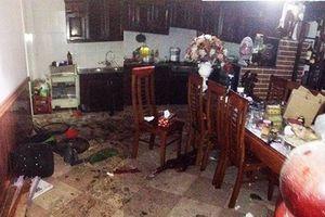 Công an điều tra vụ nổ tại nhà chủ tịch xã lúc nửa đêm