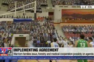 Hai miền Triều Tiên tổ chức đối thoại cấp cao