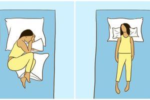 Bật bí các tư thế ngủ 'tốt hơn thần dược' giúp bạn đẩy lùi bệnh tật