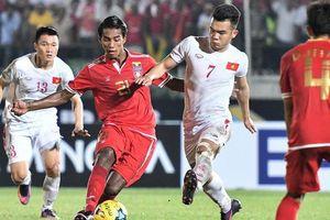 'Chúng tôi sẽ vào bán kết AFF Cup 2018 cho dù trước mắt của Myanmar là ĐT Việt Nam'