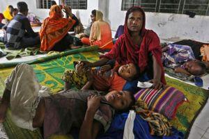 Bangladesh: Sạt lở đất, ít nhất 4 người thiệt mạng