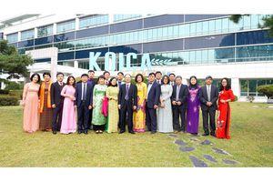 Nâng cao năng lực triển khai chính sách tại Koica (Hàn Quốc)