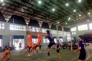 Xã Long Thọ vô địch Giải vô địch bóng chuyền huyện Nhơn Trạch