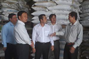 Chủ tịch UBND tỉnh khảo sát thực tế tại huyện Tháp Mười và Cao Lãnh