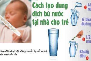 Lưu ý đặc biệt khi dùng thuốc hạ sốt cho trẻ