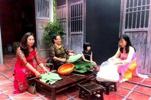 Lễ hội văn hóa ẩm thực Hà Nội 2018 thu hút gần 8 vạn người tham gia
