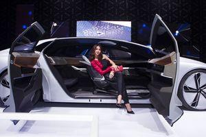 Tận mắt ngắm vẻ sang chảnh của mẫu xe Audi Aicon, hoàn toàn tự lái