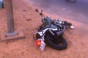 Du khách Nga đi xe máy tông 3 người bị thương ở Mũi Né