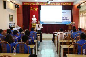 Đoàn Thanh niên Bộ GTVT: Tập huấn nghiệp vụ cho cán bộ Đoàn