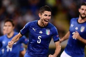 Italia nhọc nhằn khuất phục Ba Lan