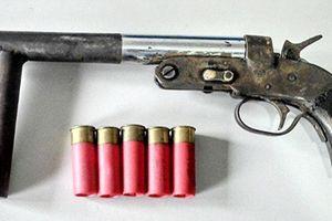 Siết chặt quản lý, thu giữ vũ khí, súng tự chế