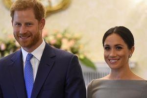 Hoàng tử Anh Harry và vợ có tin vui