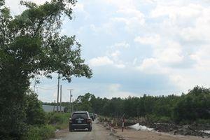Cà Mau từ chối ủy thác bảo trì đường Hồ Chí Minh về Đất Mũi