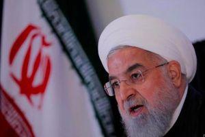 Tổng thống Iran: Mỹ muốn thay đổi chế độ ở Tehran