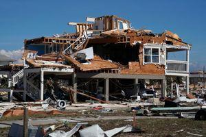 Cận cảnh hậu quả kinh hoàng do bão Michael gây ra ở Florida (Mỹ)