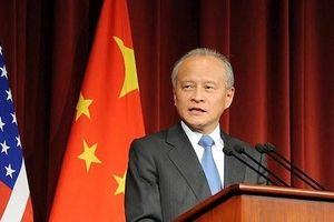 Đại sứ Trung Quốc tại Mỹ: Bắc Kinh không can thiệp bầu cử Mỹ
