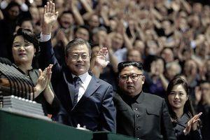 Hàn Quốc-Triều Tiên nhất trí động thổ hệ thống đường sắt, đường bộ
