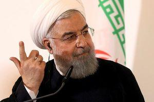Iran không bị khuất phục trước lệnh cấm vận của Mỹ