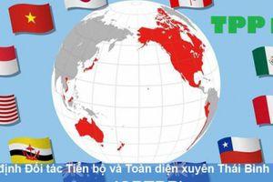 Việt Nam sắp trình phê duyệt Hiệp định CPTPP