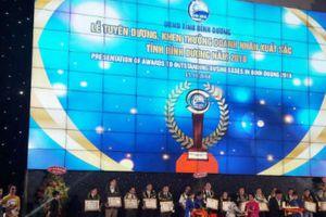 Doanh nhân Trần Thành Trọng nhận Bằng khen của Thủ tướng Chính phủ