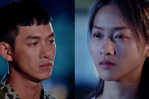 'Hậu duệ mặt trời' tập 15-16: Đại úy Duy Kiên tiếp tục bị Hoài Phương từ chối tình cảm