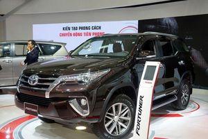 Toyota Fortuner 'chảnh' nhưng rất đắt khách tại Việt Nam