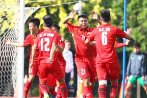 U19 Việt Nam muốn giành vé dự World Cup phải vượt bảng tử thần