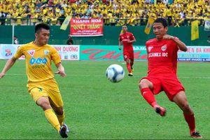 Trực tiếp chung kết Cup Quốc gia 2018: B.Bình Dương vs FLC Thanh Hóa