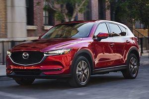 Mazda CX-5 sẽ có động cơ tăng áp 2,5L, Android Auto và CarPlay