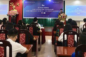 Phát động cuộc thi hùng biện 'Người Hà Nội'