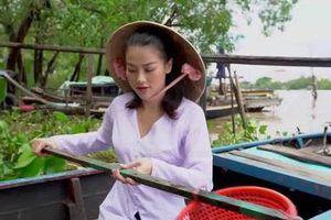 Phương Khánh kêu gọi bảo vệ Đồng bằng sông Cửu Long tại Miss Earth