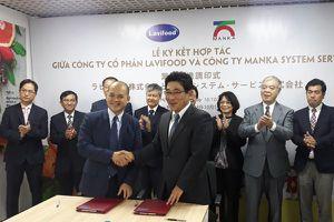 Lavifood hợp tác xuất nhập khẩu với đối tác Nhật Bản