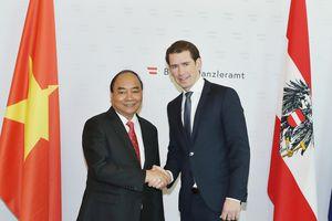Thúc đẩy hợp tác phát triển Việt Nam - Cộng hòa Áo