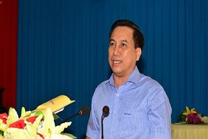 Chủ tịch UBND TP Trà Vinh bị cách chức
