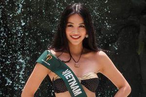 Nguyễn Phương Khánh được dự đoán vào top 5 Hoa hậu Trái đất