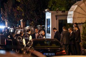 Vụ nhà báo mất tích: Saudi cho Thổ Nhĩ Kỳ tiếp cận tổng lãnh sự