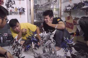 Chi hơn nửa tỷ đồng chơi mô hình robot ở Sài Gòn