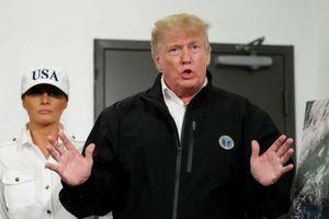 Tổng thống Trump: 'Biến đổi khí hậu? Nó đến rồi sẽ đi'
