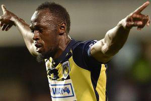 Usain Bolt được CLB châu Âu đề nghị hợp đồng 2 năm sau khi ghi cú đúp