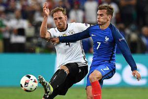 Chuyên gia bóng đá Pháp: 'Đá nghiêm túc, Pháp sẽ thắng Đức'